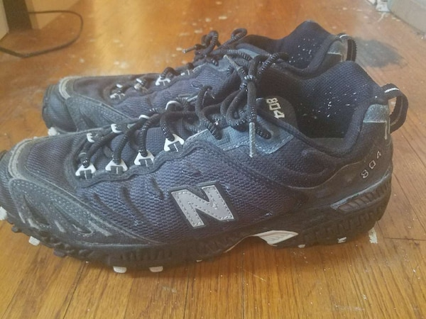 abbd402f9d Used Men's New Balance 804 All Terrain Running Shoes for sale in Altadena -  letgo