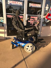 Invacare FDX Power Chair