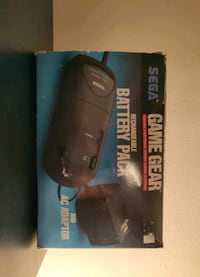 Seag Game Gear batter pack Toronto, M4E 3R2