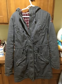 Hollister Grey Coat  3767 km