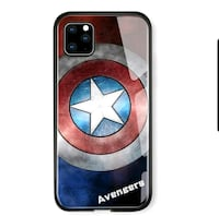 Captian America iPhone 11 Case Mississauga, L5L 3T9