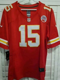 red and white NFL jersey Cambridge, N1P 1G7