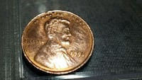 1955 DDO Double Die Lincoln Cents 12 km