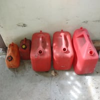 jerry cans Delta