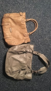 Brown and grey Steve Madden and nine West bags Potomac, 20874