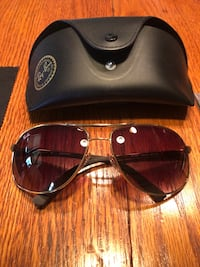 Brand  new Ray Ban   Sunglasses 55 km