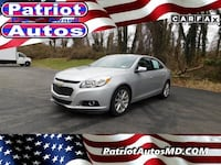 Chevrolet Malibu 2014 Baltimore