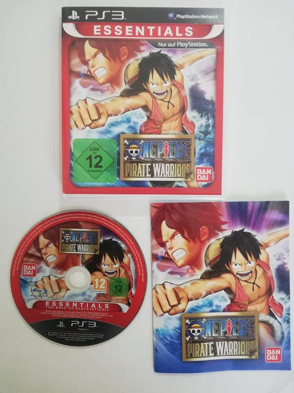 One Piece Pirate Warriors PS3 OYUN Anime  9d4585a8-15f4-4c71-b018-9eba18e79a10