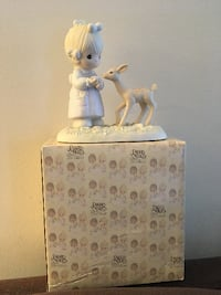 Precious Moments Figurine ROCKVILLE