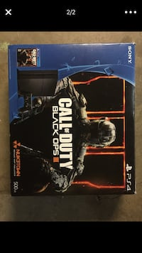 PS4 BO3 BUNDLE  Bakersfield, 93309