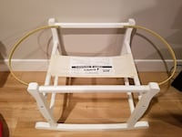 Baby Bassinet rocker stand 2pick up locations  New Westminster