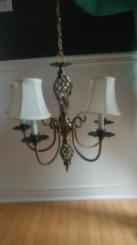 5 light chandelier Kitchener, N2K 3S7