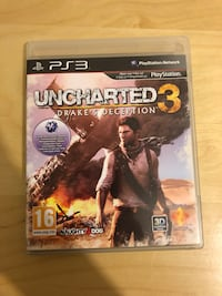 Uncharted 3 drake's deception ps3 game Toronto, M6H 3Y2
