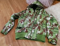 Powder Room Fillagree Jacket (small)  Red Deer