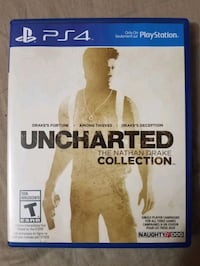Uncharted Collection for PS4: 1,2 and 3 Toronto, M3C 2Z6