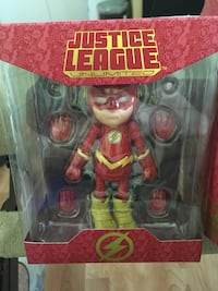 Herocross The Flash Hybrid Metal Figurine  Langley, V2Y 1B5