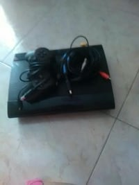 Nero console sony ps3 super slim