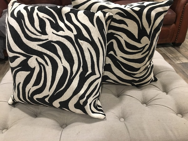 Swell 2 New Down Feathered Couch Pillows Alphanode Cool Chair Designs And Ideas Alphanodeonline