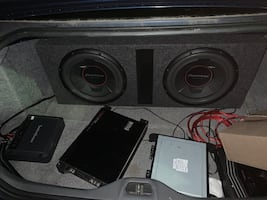 2 12 in subwoofers