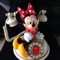 Minnie Mouse phone. Gate City, 24251