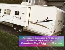 2005 Jayco JAY FEATHER 29Y LGT  Private bath with tub/shower combo