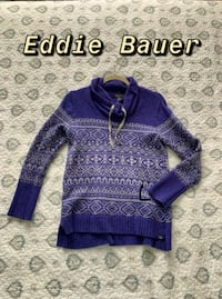 Eddie Bauer women's wool sweater XS x small Des Moines, 50309
