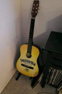 Collectable twisted tea guitar Boise, 83709