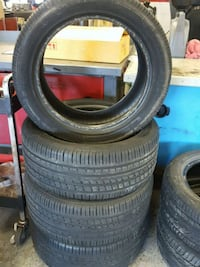 225/50/17 all season tires
