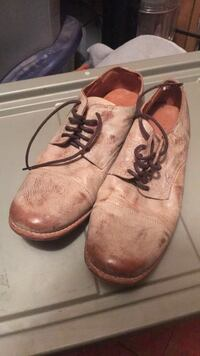 Leather shoes 1372 mi