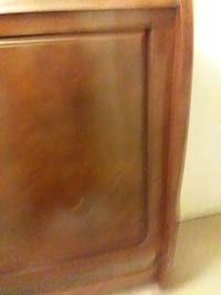 brown wooden 2-door cabinet Silver Spring, 20904