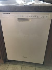 white and gray Arcelik dishwasher Knoxville, 37924