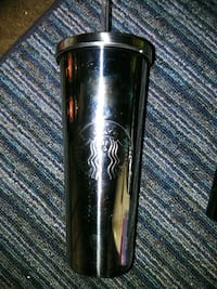 24oz stainless steel Starbucks cold cup