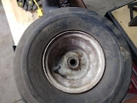 """13"""" tire and Universe trailer tires with 3/4"""" hubs Saint Joseph"""