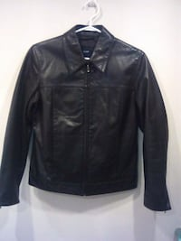 N/W/T Mens GAP Leaher Jacket SizeSmall RETAIL$500 Vancouver, V6B 8P6
