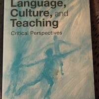 Language and culture, and teaching critical perspectives by Sandra Nieto Manassas