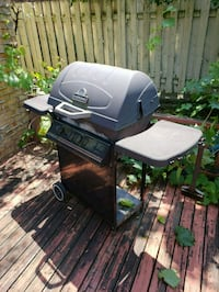 black and gray gas grill Dollard-Des Ormeaux, H9B 1T1