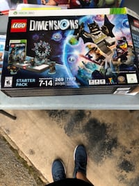 Lego Star Wars toy box Dawsonville