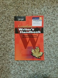 Canadian Writer's Handbook by Davies and Kirkland  Edmonton, T5H 3H8