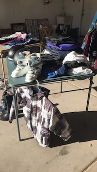 Ski and snow gear youth sizes