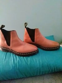 pair of brown leather boots District Heights, 20747
