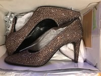 Michael KORS gold studded pumps size 7 BRAND NEW NEVER WORN IN BOX Spring Lake Heights, 07762