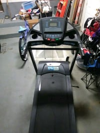 black and gray automatic treadmill Little Rock, 72211