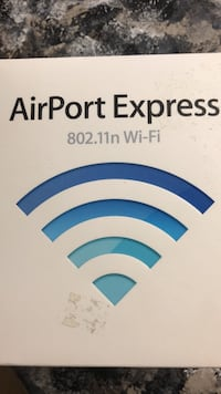 Apple/pc airport express Langley, V2Z