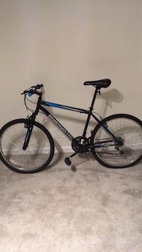 Blue and black hardtail mountain bike İskenderiye, 22303