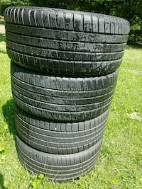 245/45r18 used tires full set Knoxville, 21758