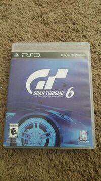 Gran Turismo 6 PS3  Temple Terrace, 33617