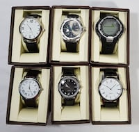YOUR CHOICE: Brand new wrist watches  Oshawa