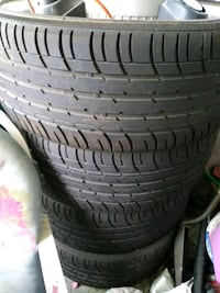 vehicle tire set Bunnell, 32110