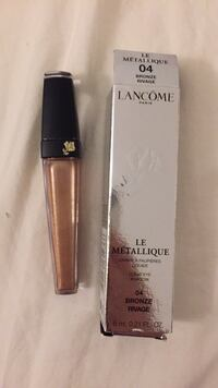 NEW Lancôme liquid eye shadow shade bronze  Toronto, M4W 3W6