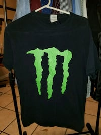 Mens Monster shirt (M) Buford